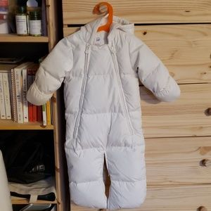 Baby Gap Snowsuit.Like new, worn once.